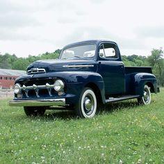 1951 Ford F-1 Pickup