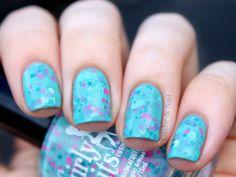 Globe & Nail: Girly Bits: Conga globes, nails
