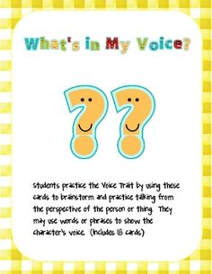 free voice cards for fluency practice