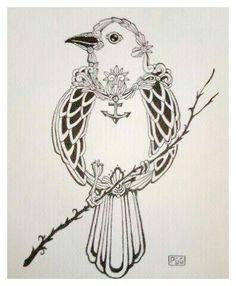 Sea Bird by Paul Paolo Gasper