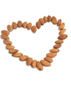 Nature offers some of the best health remedies! Almonds, a great diet-friendly snack, are great for your heart!#loccitane and #repinforsweetskin