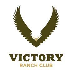 Victory Ranch Club logo by super_furry, via Flickr