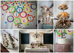 This first birthday sparkles! #firstbirthday #party