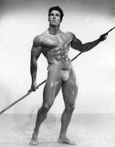Reg Park, Bodybuilder/Fitness Model