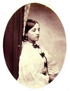 Girl, Civil War-era