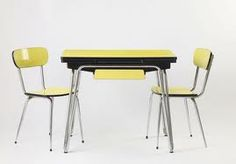 les tables en formica