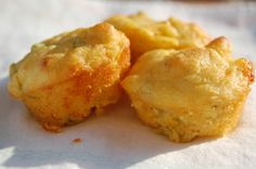Cornbread Muffins with Cheese and Chilies- another Paula Deen recipe | The Teacher Cooks