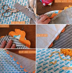 Tied Quilt Baby Playmat