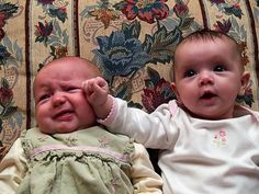 Funny Baby Pictures - The Laughing Stork