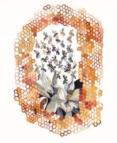 BEES & MAGNOLIA