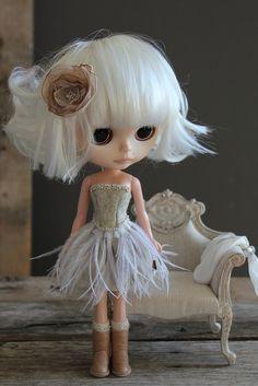 Ensemble De Plumes Collection by Abi Monroe of Taylor Couture, via Flickr