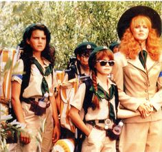 Troop Beverly Hills....... I loved this movie when I was a kid!