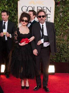 Golden Globes 2013 Red Carpet Gallery