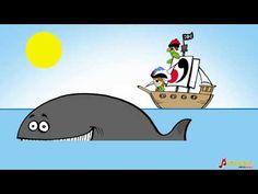 El pirata Barbarroja - Canción infantil