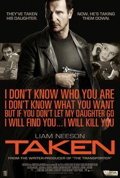 TAKEN  Great movie