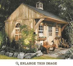 woodstore.net - Glen Echo - Free Shed Plan PDF
