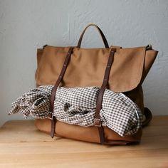 Bag  Scarf