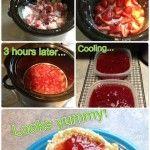 Crockpot Strawberry Jam