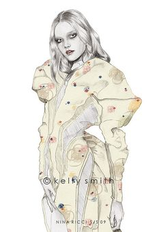 Kelly Smith illustration