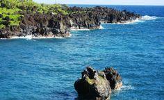 """""""The road to Hana in Maui, Hawaii."""" (From: 30 Beautiful Photos of the Hawaiian Islands)"""