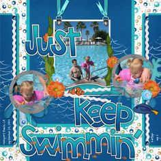 Swimming Page