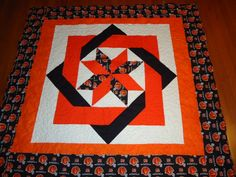 Labrynth pattern in Cinti Bengals material