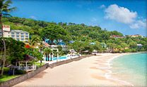 Sandals La Toc in Castries, St. Lucia