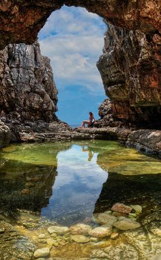 Lokrum Island, Croatia  by Mark Dodds