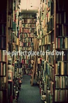 THE PERFECT PLACE TO FIND LOVE