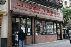 La Caridad 78 - Cuban Chinese food. Yeah! Yeah!