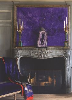 purple forever