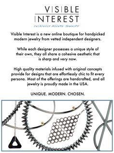 Meet Visible Interest!