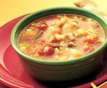 hCG Diet Recipes - Spanish Chicken Soup