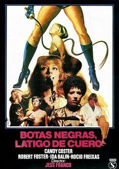 Jesus Franco   Botas negras, látigo de cuero (1983)