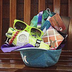 Gift basket, anyone? Like the idea