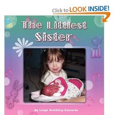 Book about Premature Babies for Siblings / Children
