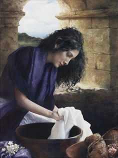 Handmaidens of the Lord...detailed look at the women of the scriptures