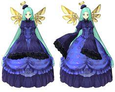 Odileia - Characters & Art - Atelier Ayesha: The Alchemist of Dusk
