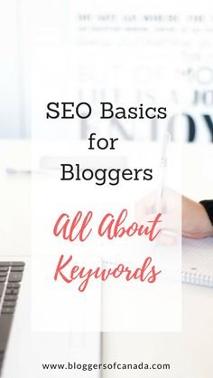 SEO basics for blogg