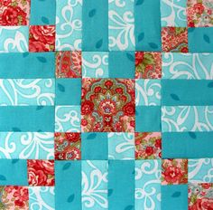first kiss, color combos, home crafts, baby quilts, quilt patterns, sampler quilts, quilt blocks, diy home, the block