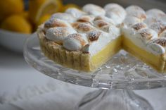 Lemon Meringue Tart,