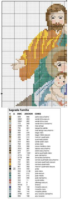 Holy Family from Agulha de Ouro  http://www2.uol.com.br/agulhadeouro/motivos/arquivo/religioso02a.htm