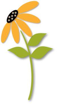 {FREE Cut File}  sunflower