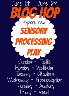 Sensory Processing Play Blog Hop #sensory #SPD #specialneeds #kids #kbn