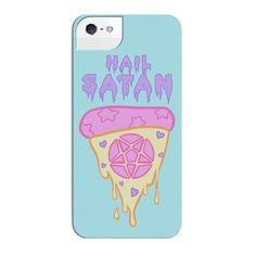 HAIL PIZZA IPHONE CASE at Shop Jeen | SHOP JEEN