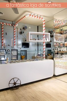 gelateria #decor