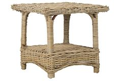 Scott Side Table, Natural on OneKingsLane.com