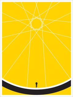 graphic design, wheel, bicycl, graphicdesign, poster
