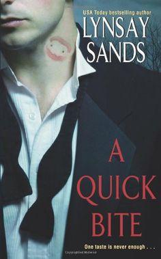 A Quick Bite (Argeneau Vampires, Book 1) Sands, Lynsay,http://www.amazon.com/dp/0060773758/ref=cm_sw_r_pi_dp_vJo1rb0ATKBHT55T