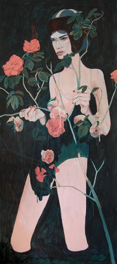 Alexandra Levasseur http://www.alexandralevasseur.com/